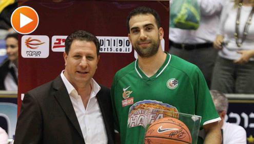 ''חייבים לקדם את הכדורסל במגזר הערבי''