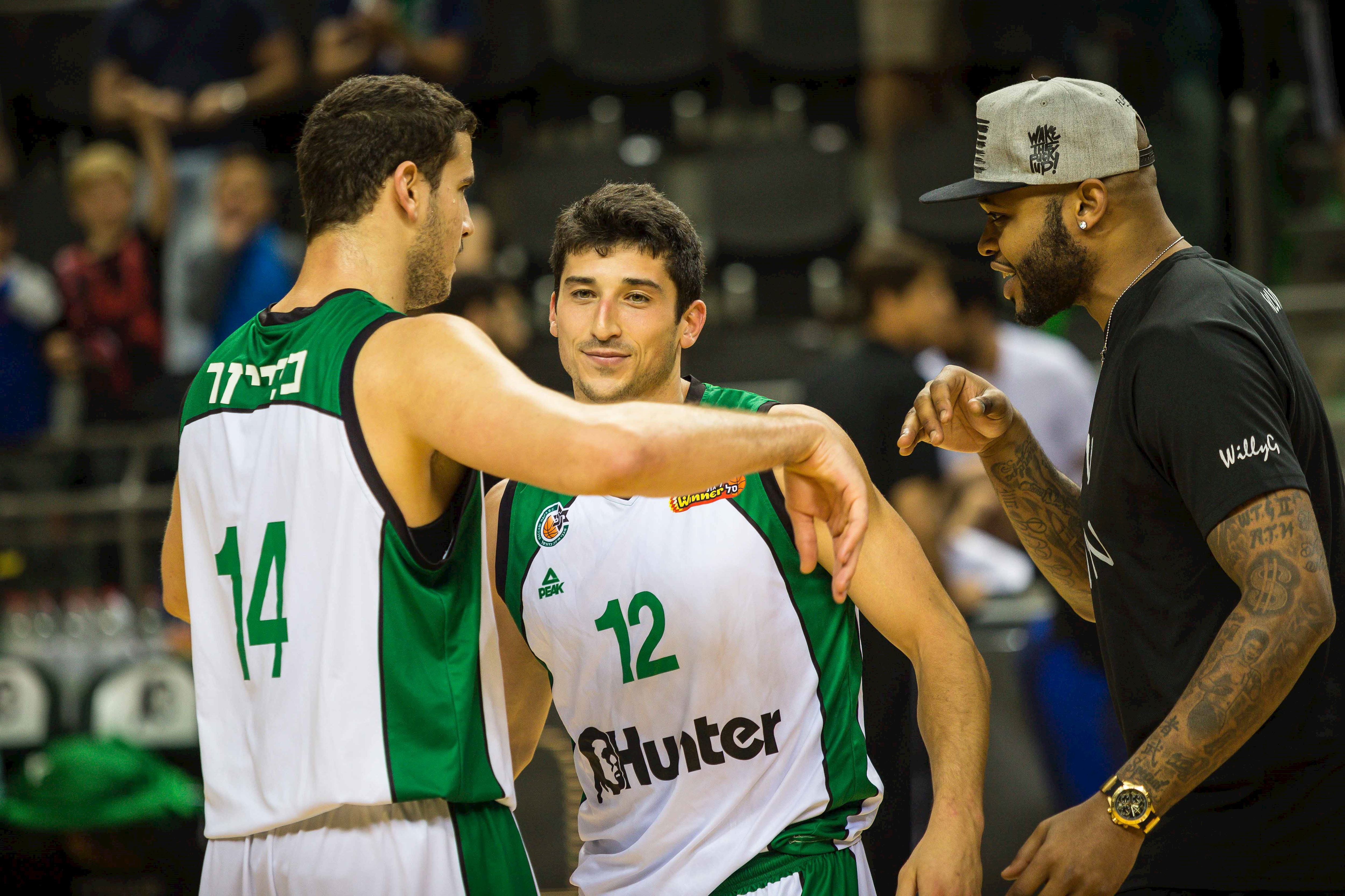1/4 Finals, Game 2: Maccabi Haifa - ...
