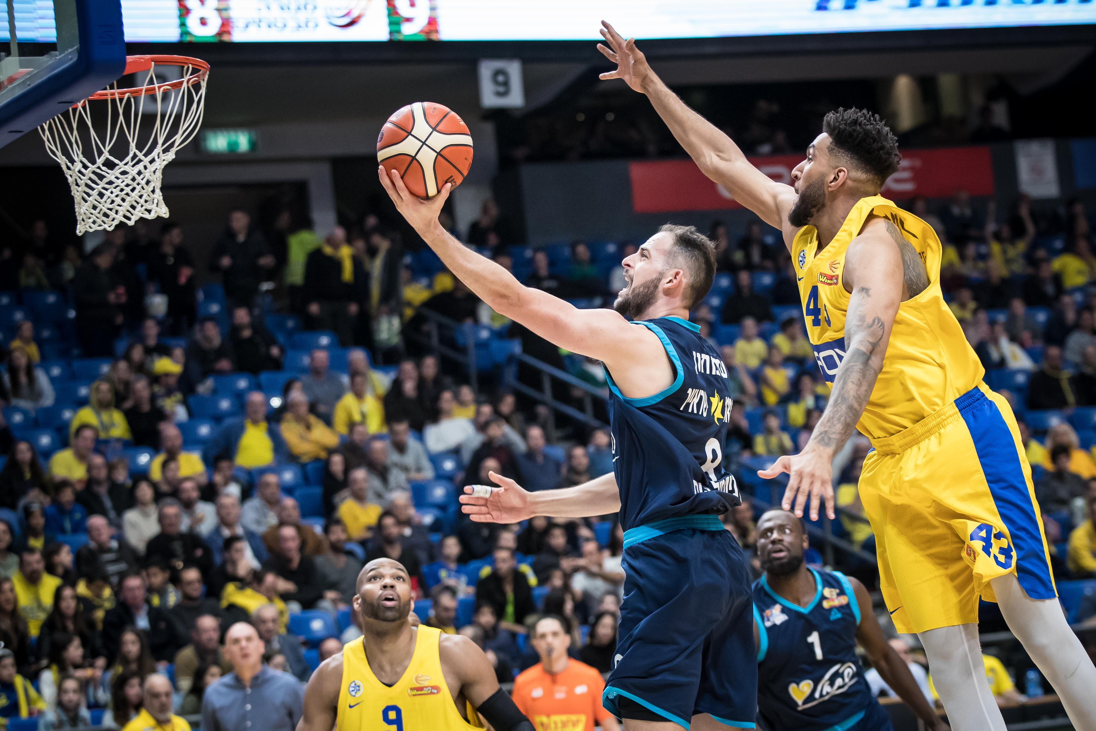 Maccabi Tel Aviv's Block Party