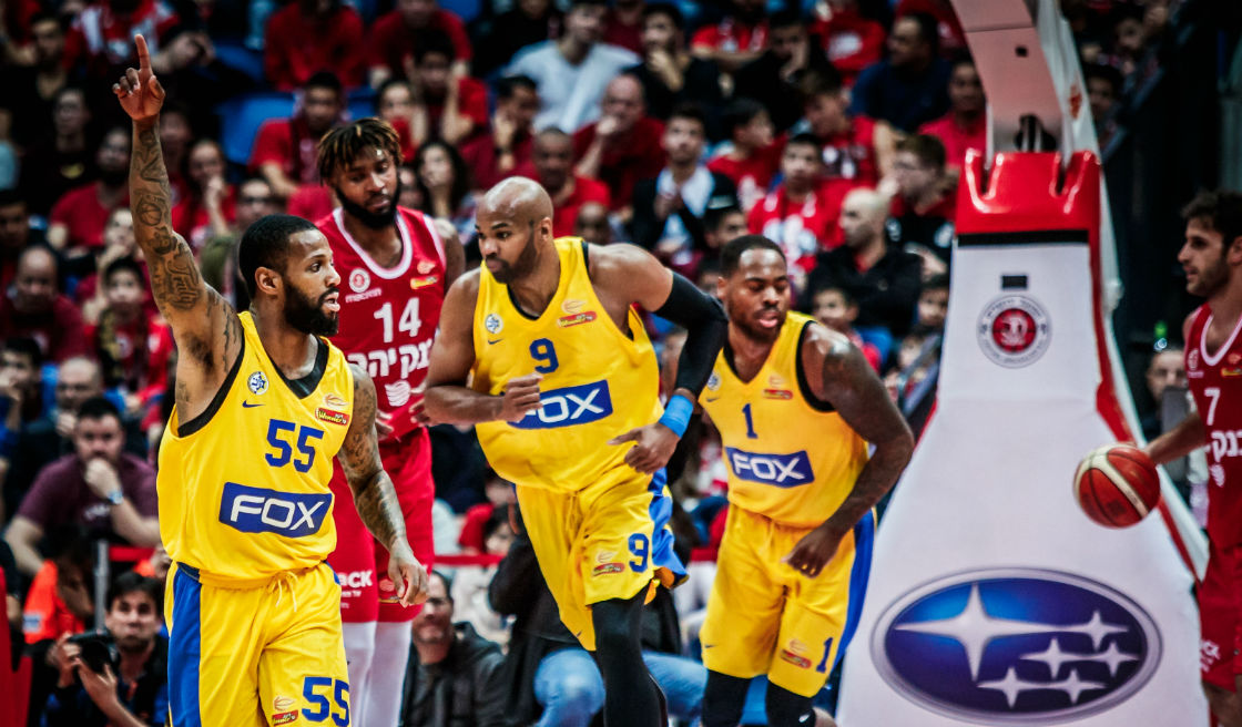 Pierre Jackson's Double-Double in Jerusalem