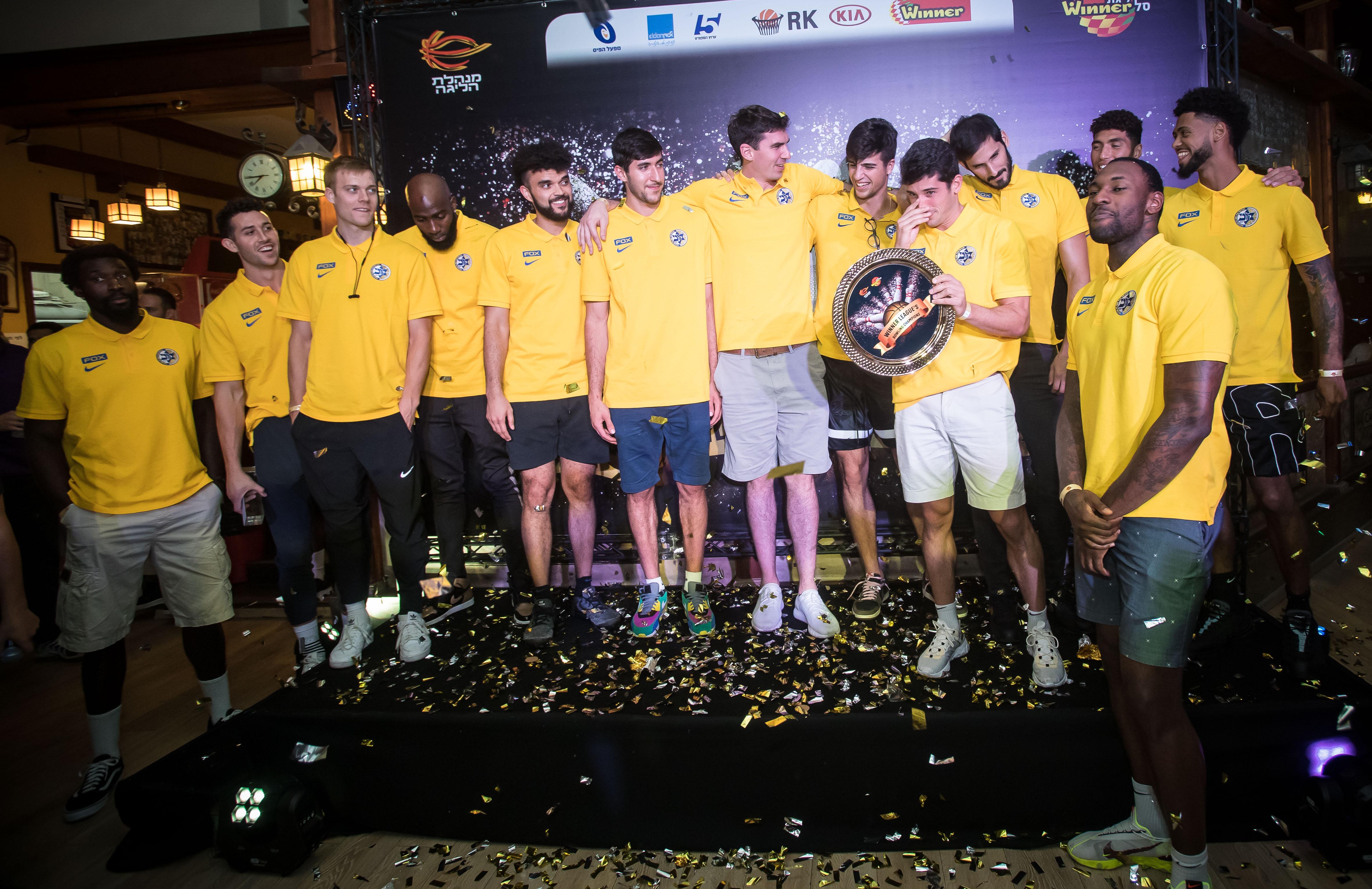 צפו: אליפות הבאולינג של ליגת ווינר סל