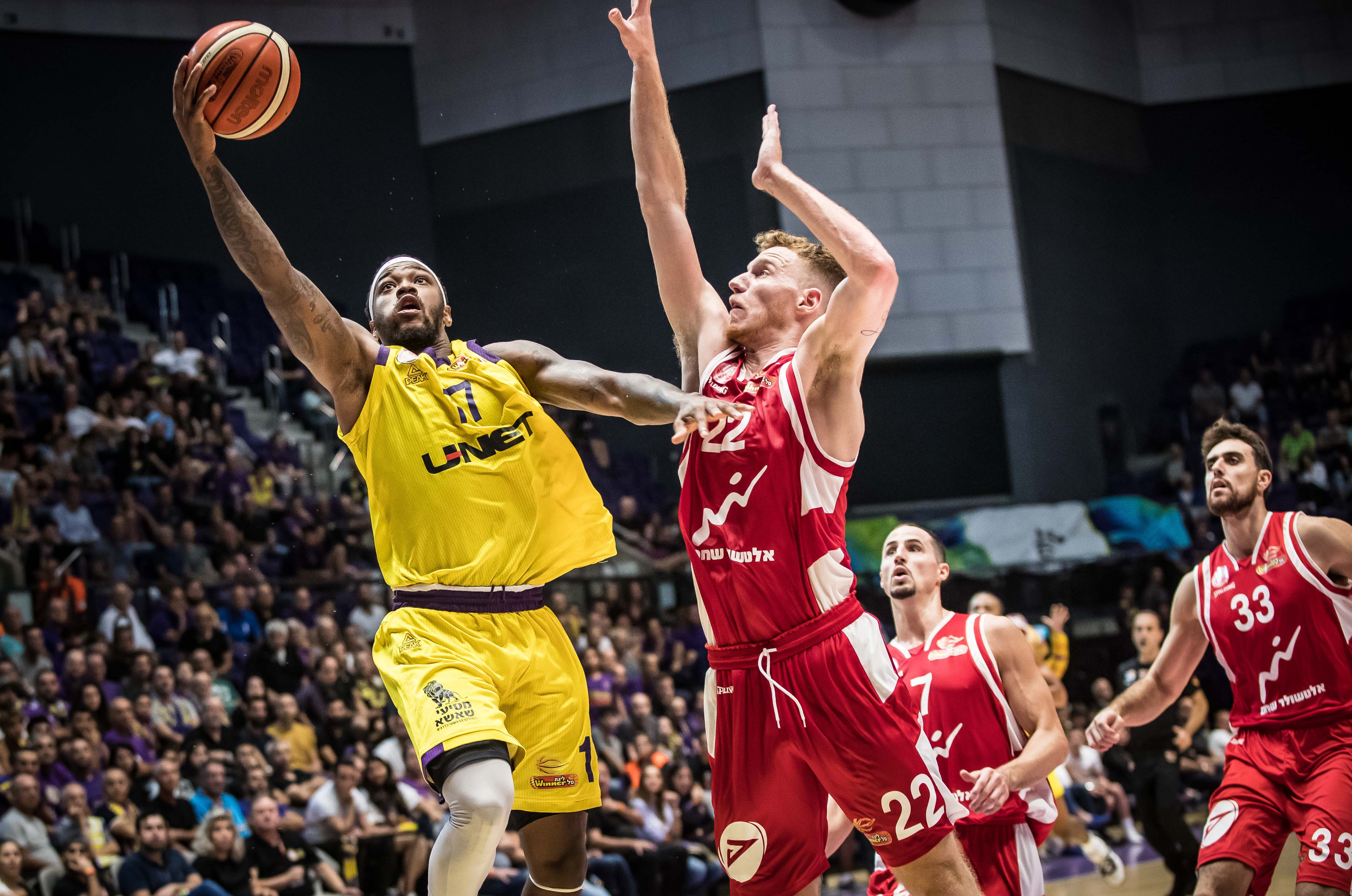 Day 6: Hapoel Holon - Be'er Sheva 92:73