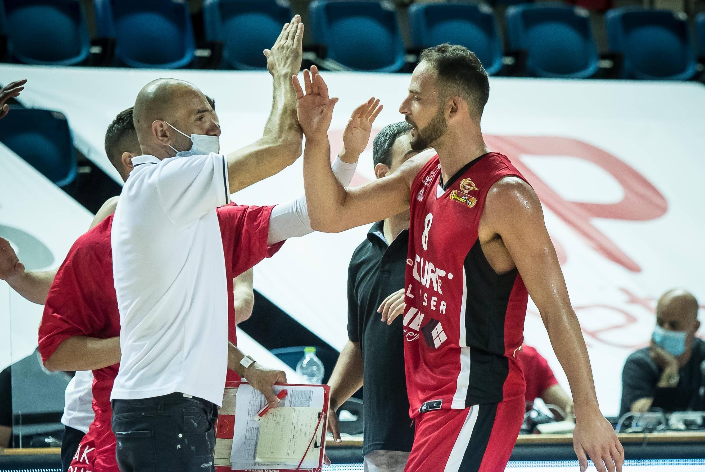 ניצחון בכורה להפועל חיפה בליגה הבלקנית