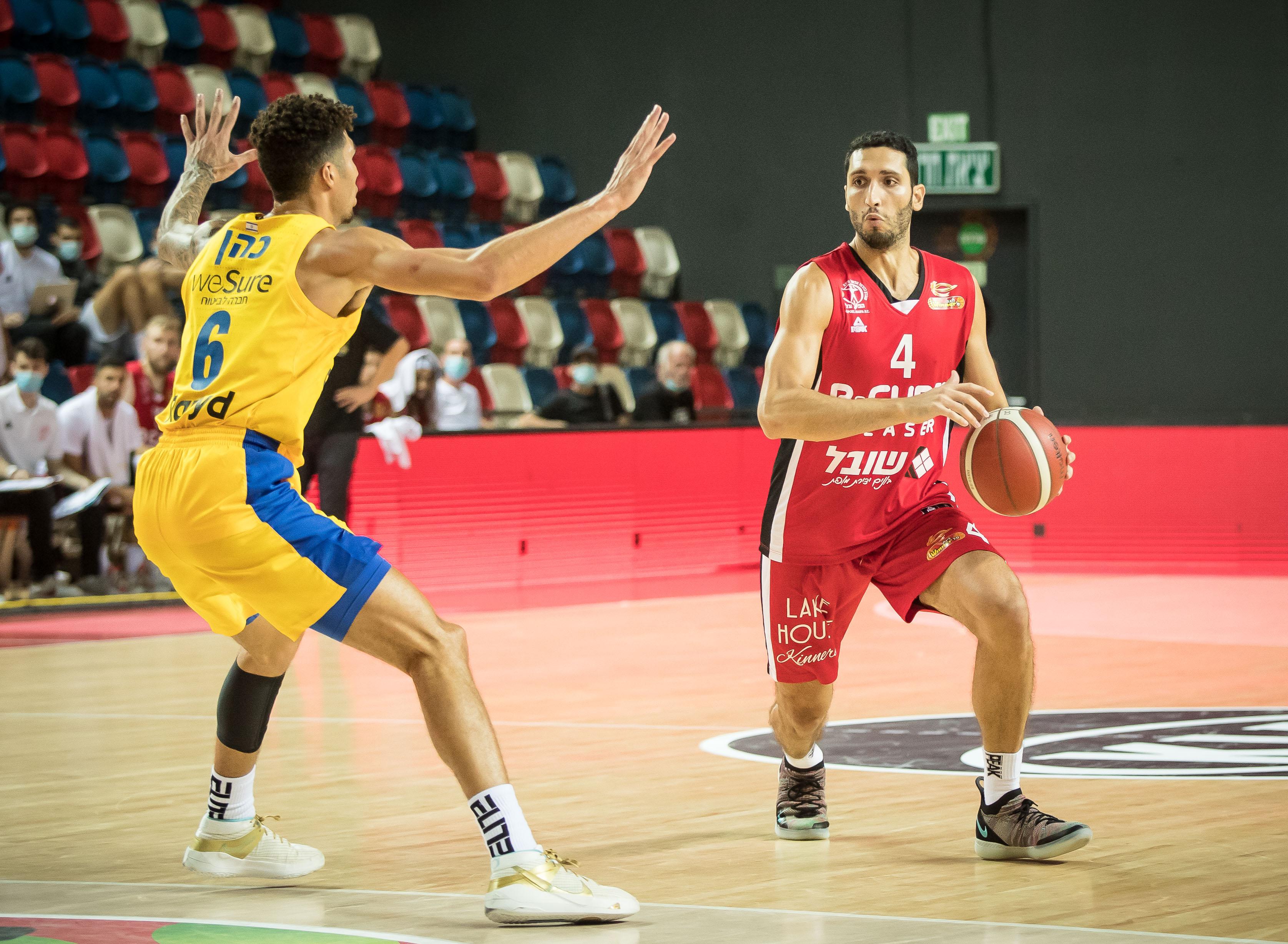 הערב: משחק חוץ בתל אביב נגד מכבי המקומית