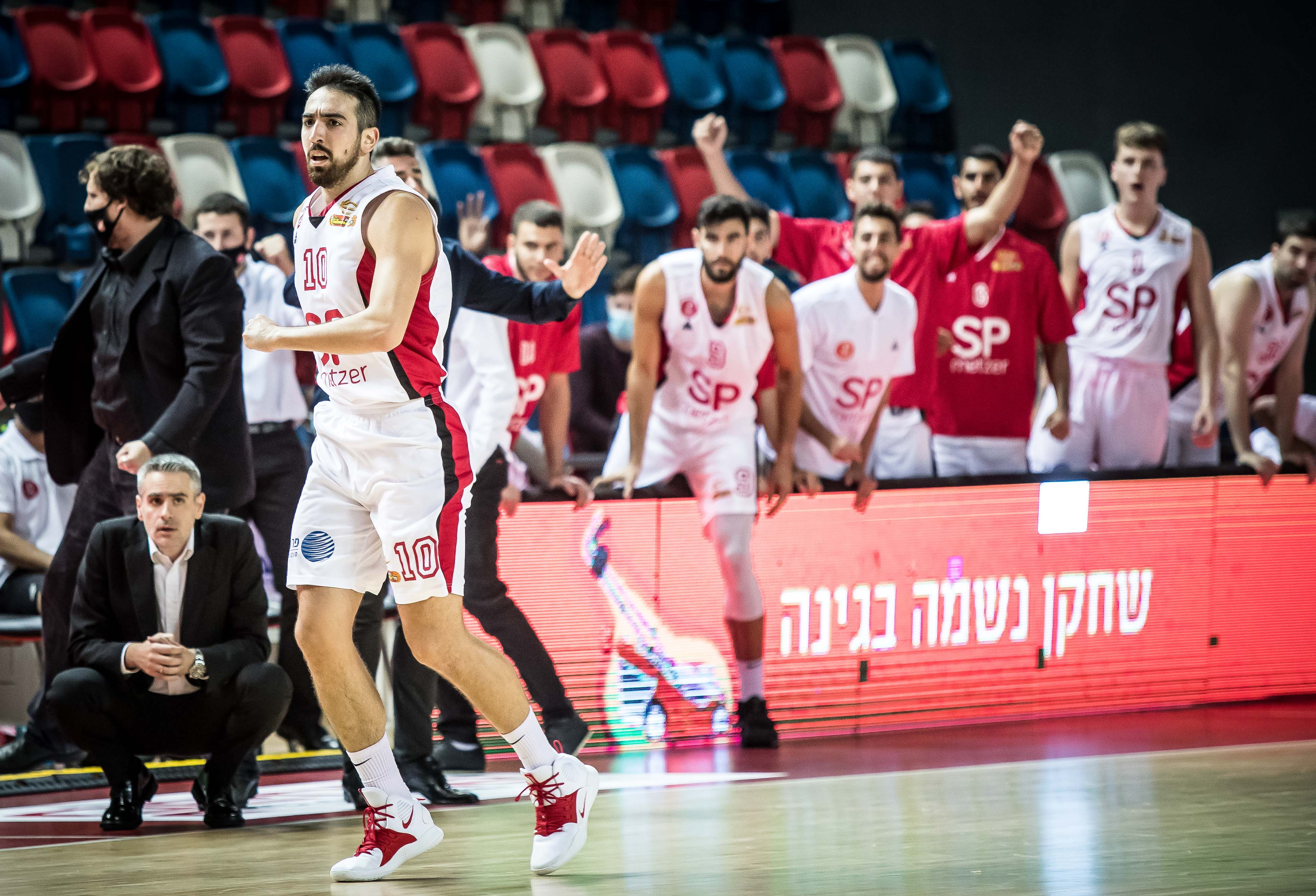 Day 1: Hapoel Tel Aviv - Ironi Ness ...