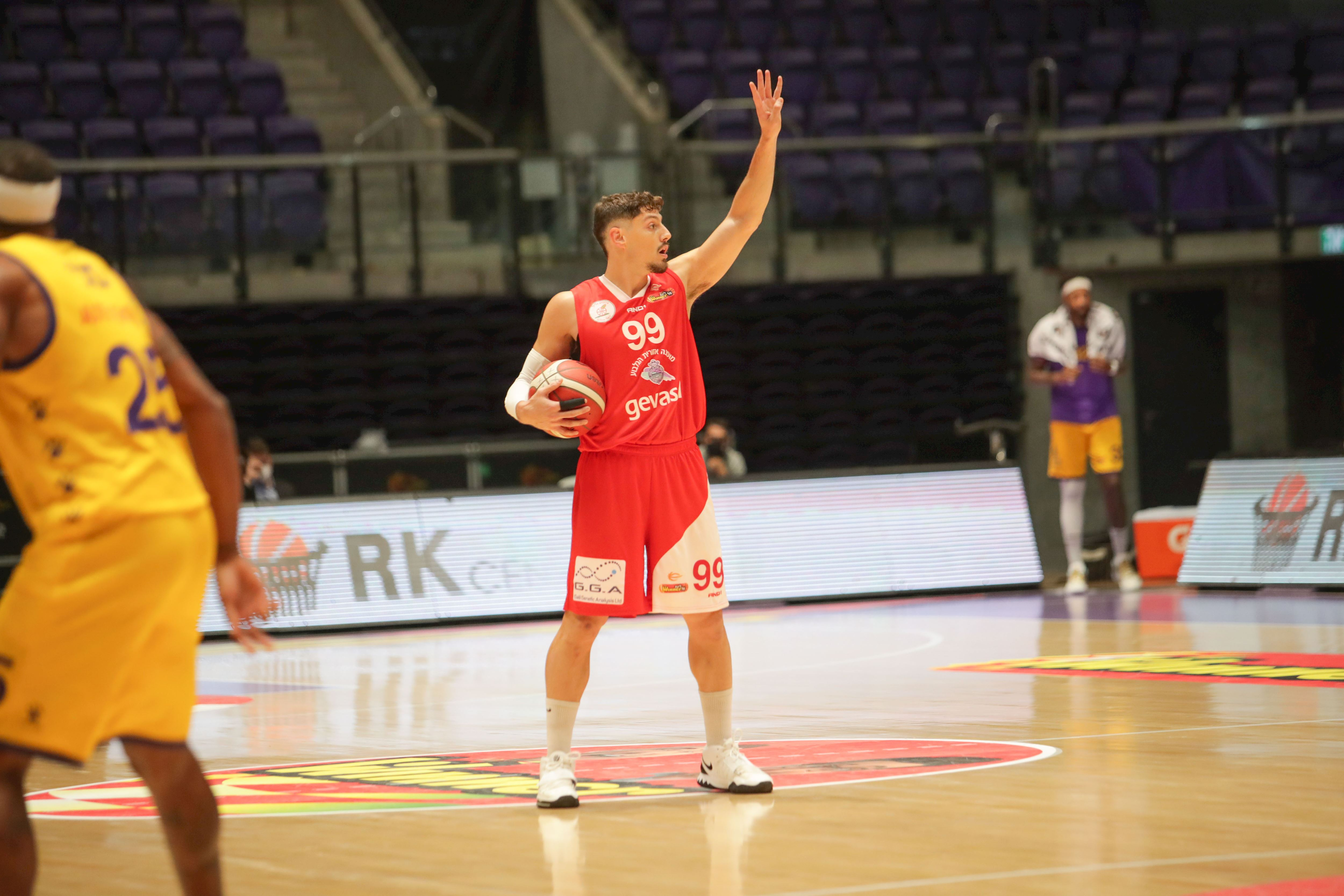 Day 5: Hapoel Holon - Gilboa/Galil 81:88