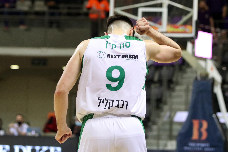 מחזור 24: מכבי חיפה - עירוני נס ציונה 94:113