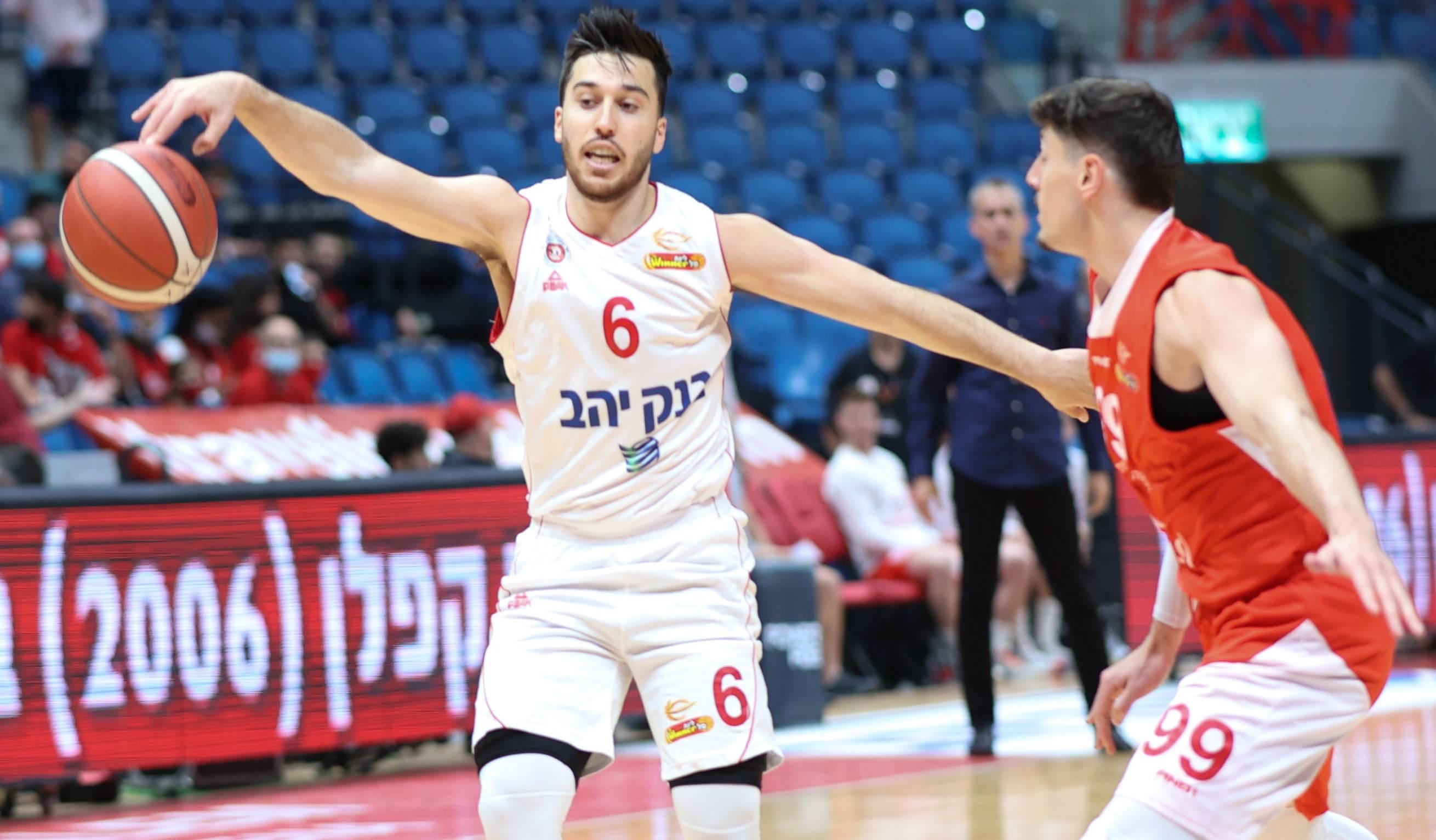 גלבוע איבדה יתרון והפסידה לירושלים בתוצאה 99:94