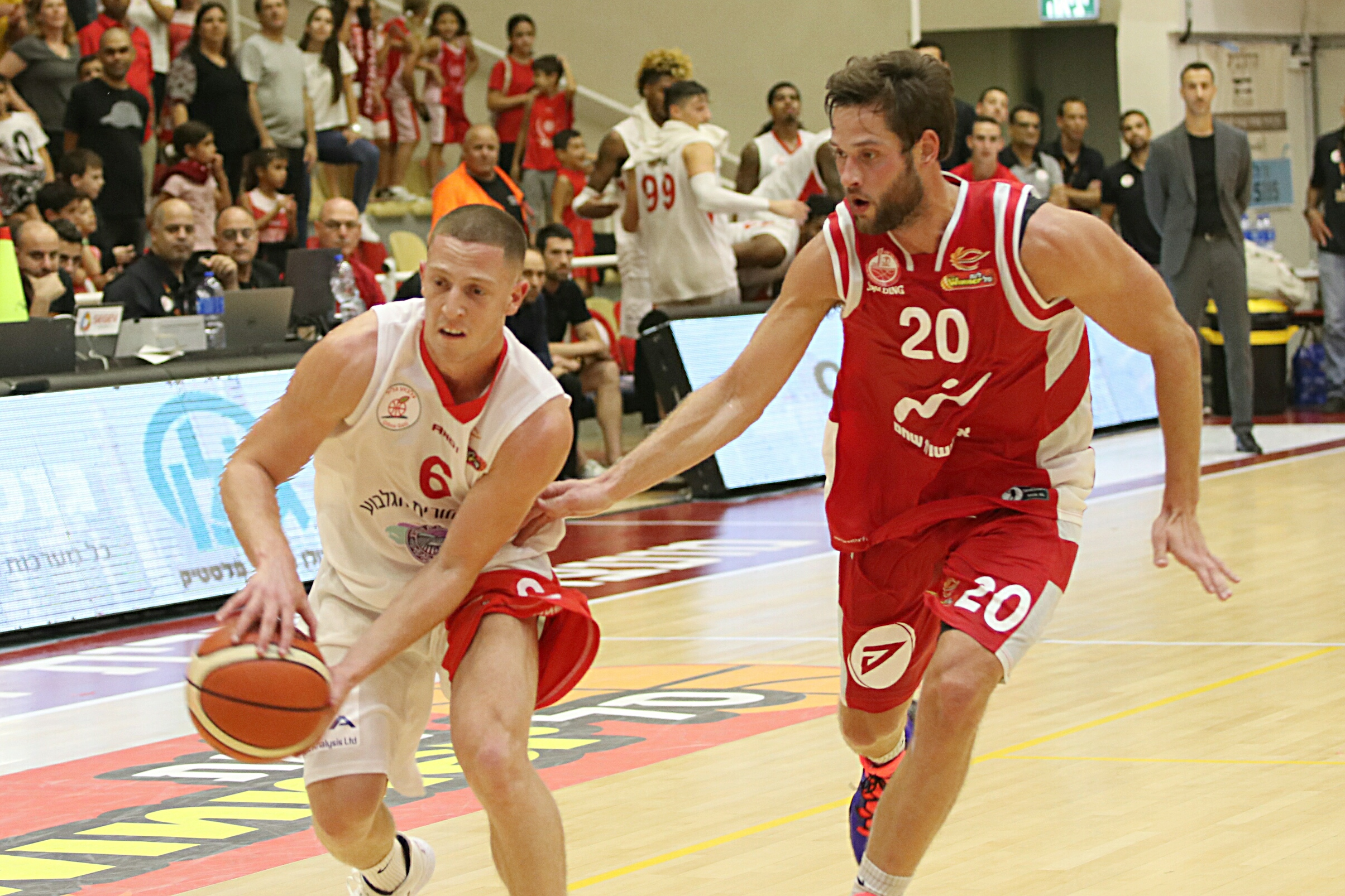 Day 1: Gilboa/Galil - Be'er Sheva 100:73