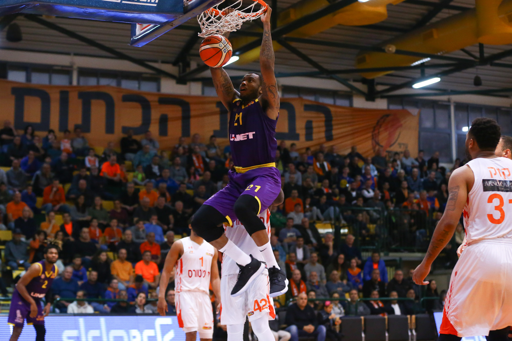 Day 21: Ness Ziona - Hapoel Holon ...