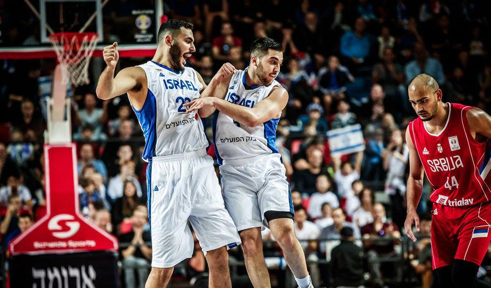 היום בחמש אחרי הצהרים: ישראל מתארחת אצל גיאורגיה במוקדמות אליפות העולם / יאיר זעפרני