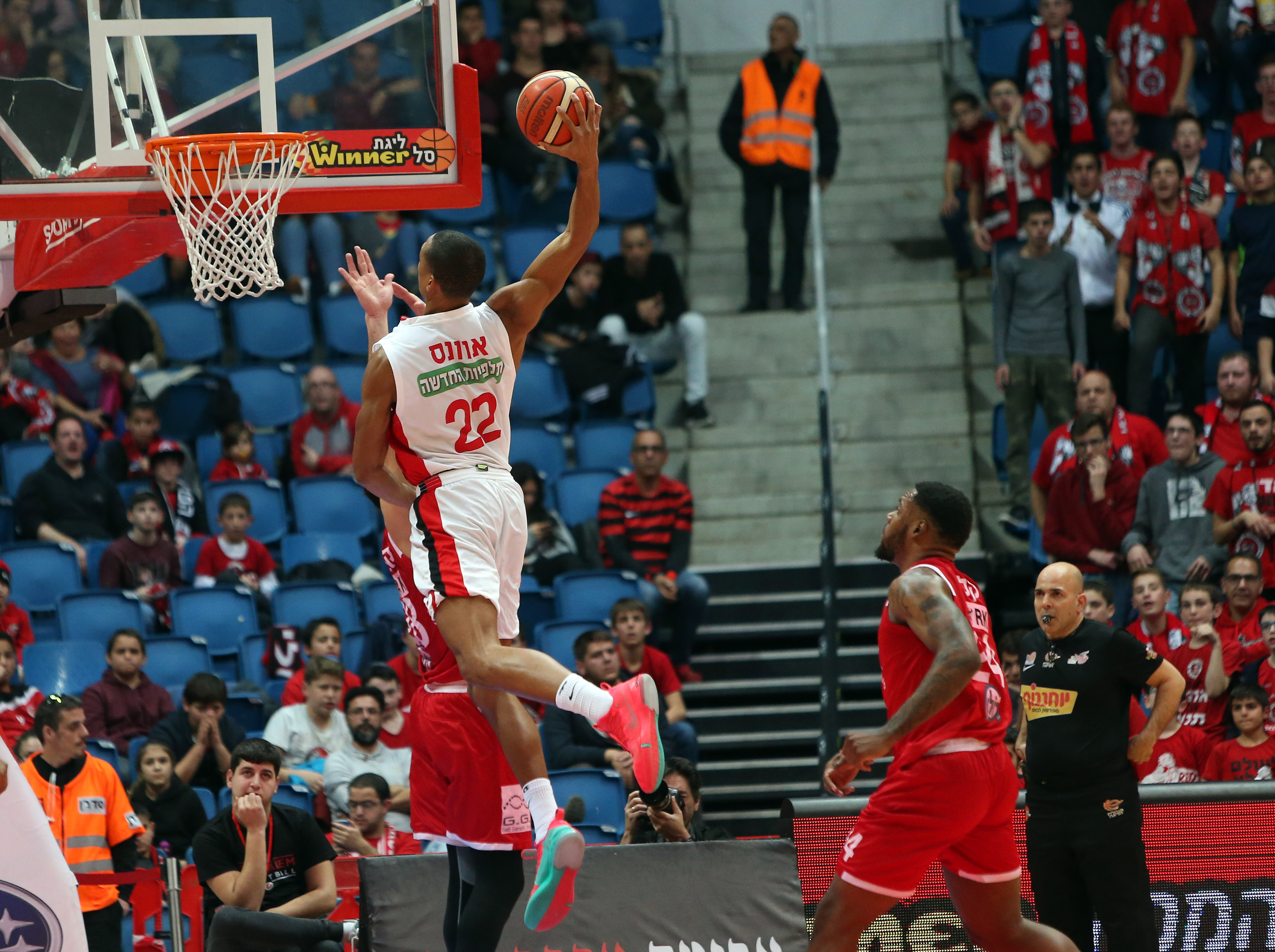 Day 15: Hapoel Jerusalem - Gilboa/Galil ...