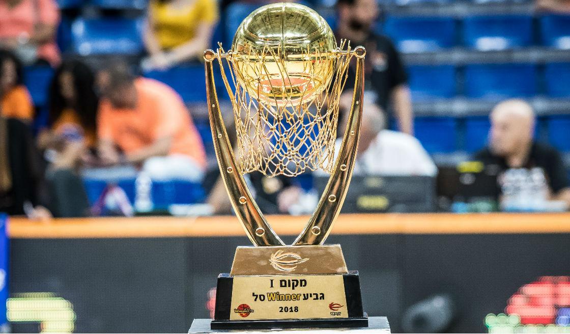 נקבעו מועדי ומשחקי גביע ווינר סל 2020