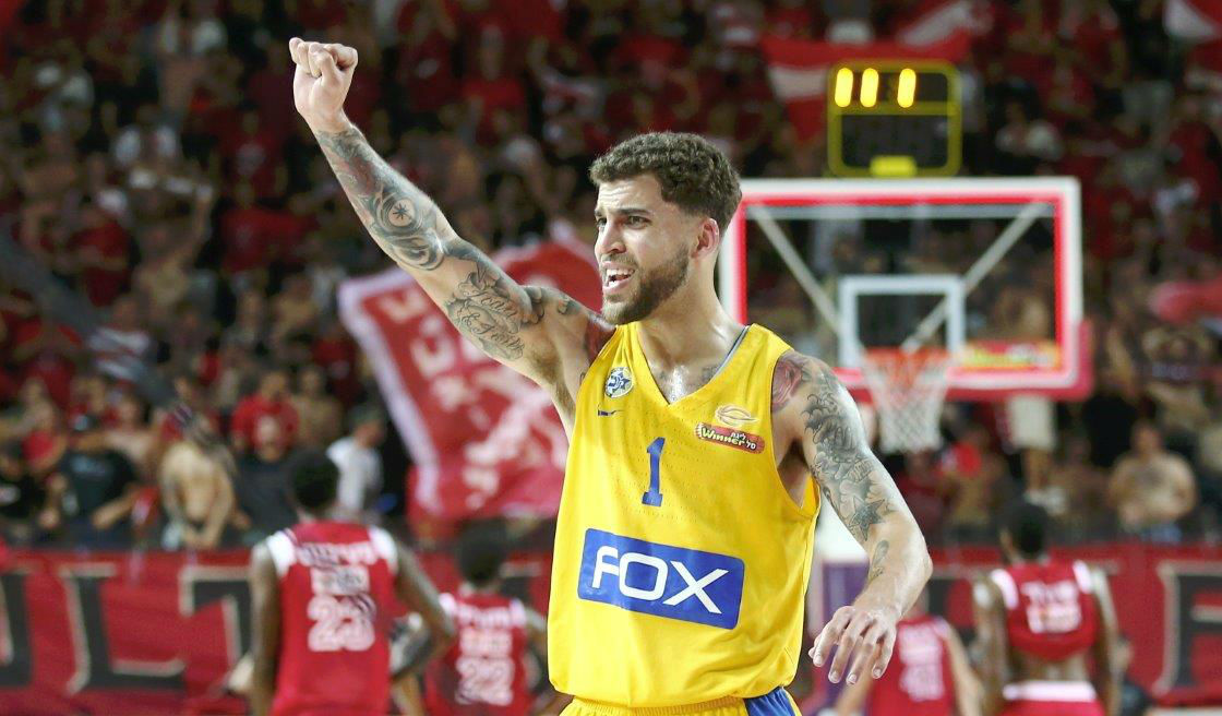 1/4 Finals, Game 2: Hapoel Tel Aviv - ...
