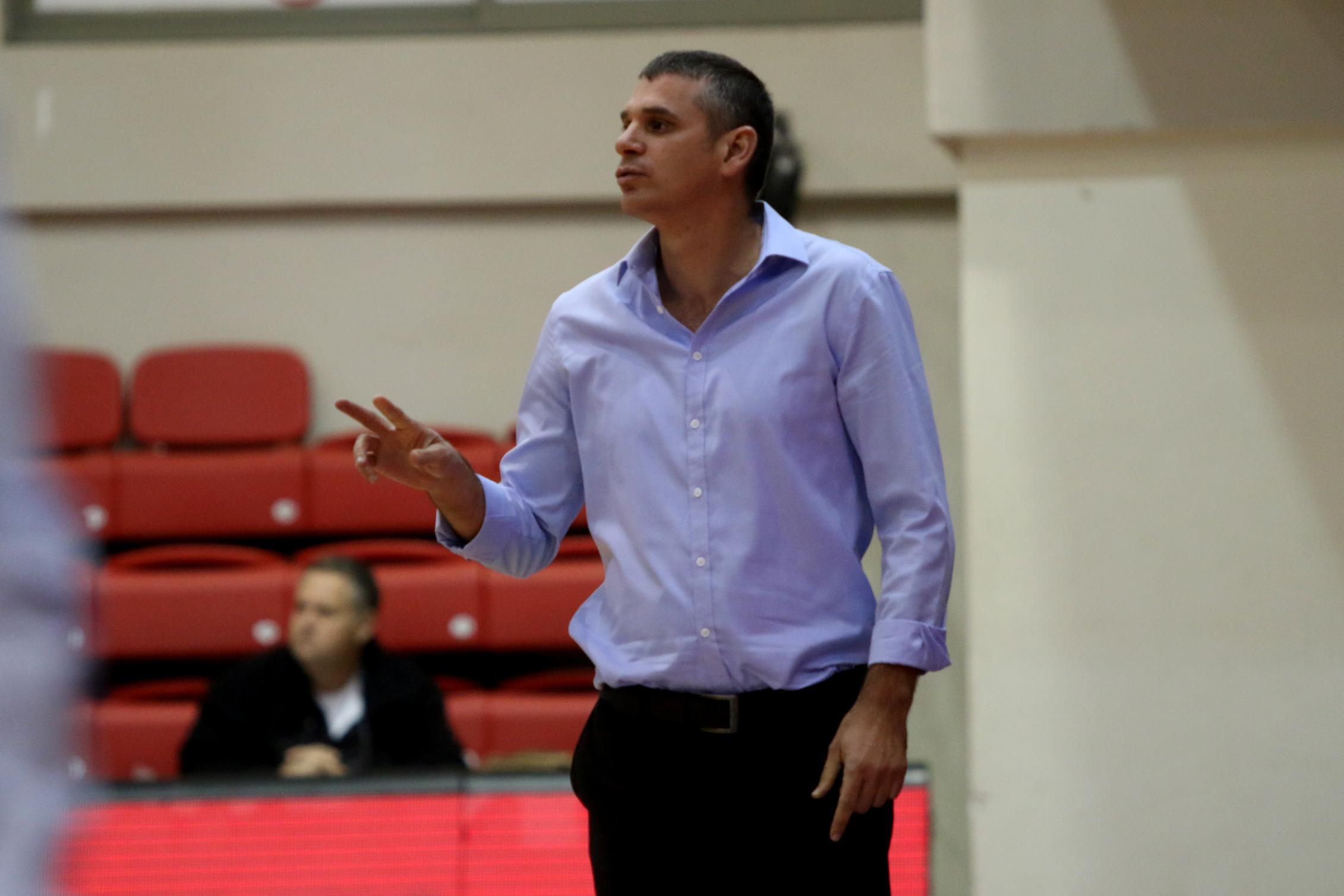 מאמן חודש נובמבר: מיקי גורקה