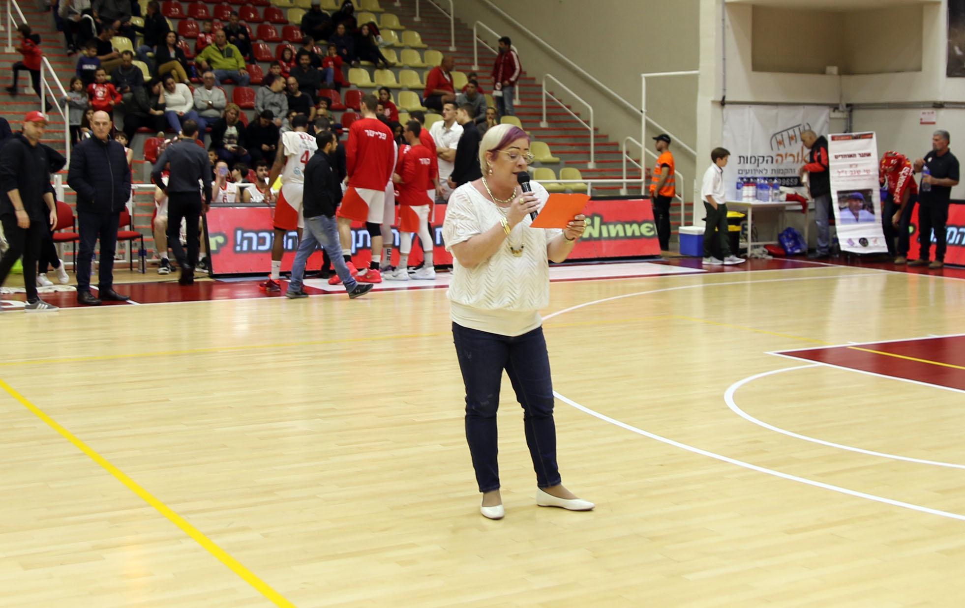 ספורט, קהילה, ערכים,  ואהבה גדולה באדום: אסתרק'ה ראובן מסכמת את העונה