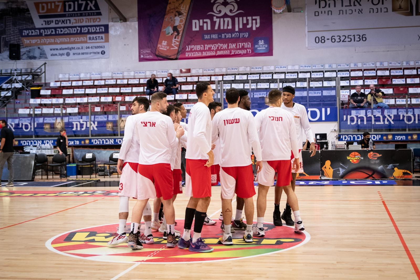 גלבוע נוצחה באילת 89:75 - הפנים קדימה מול הפ.חיפה בחמישי הקרוב