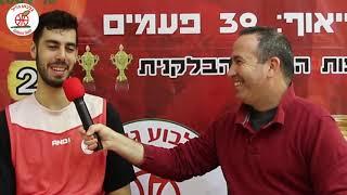 """ראיון לסופ""""ש עם עמית גרשון לקראת ירושלים ..."""