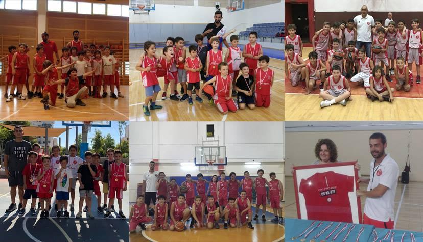 בתי הספר לכדורסל