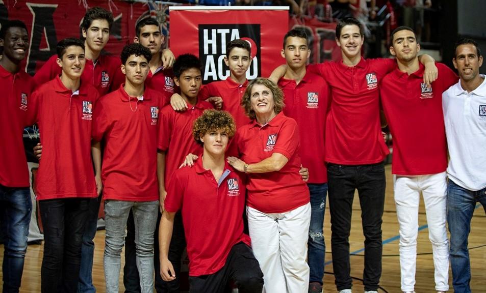 האקדמיה לכדורסל