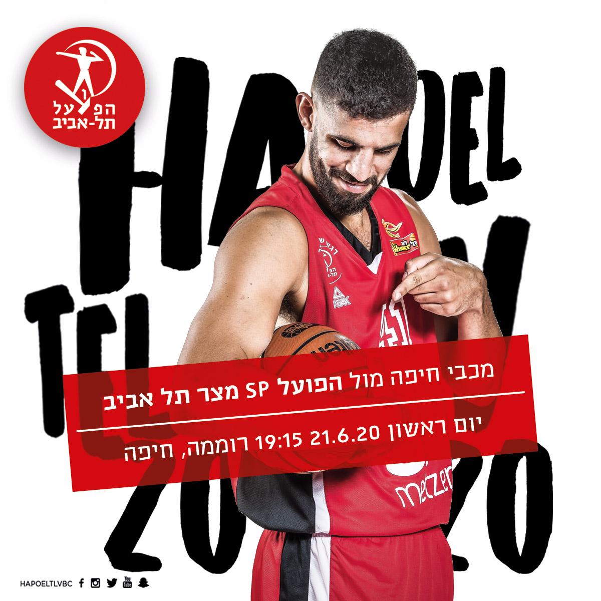 הליגה חוזרת: הפועל עולה לחיפה